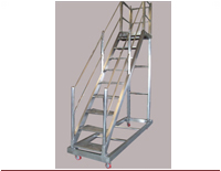 Movable Ladder